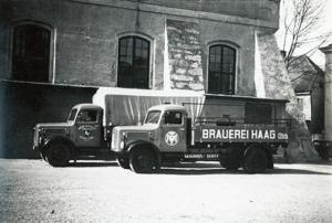 Schweiger Transport - Geschichte-1951