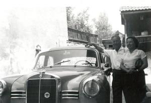 Schweiger Transport - Geschichte-1958