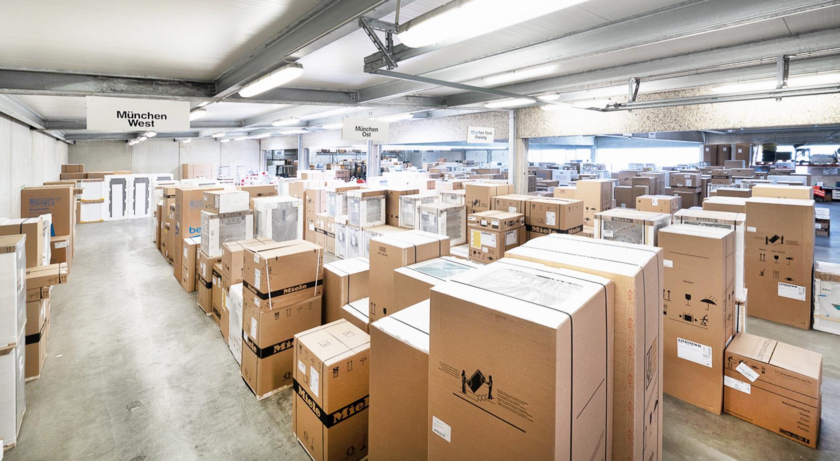 Schweiger Transport GmbH - Speditions- und Logistikunternehmen - Logistik