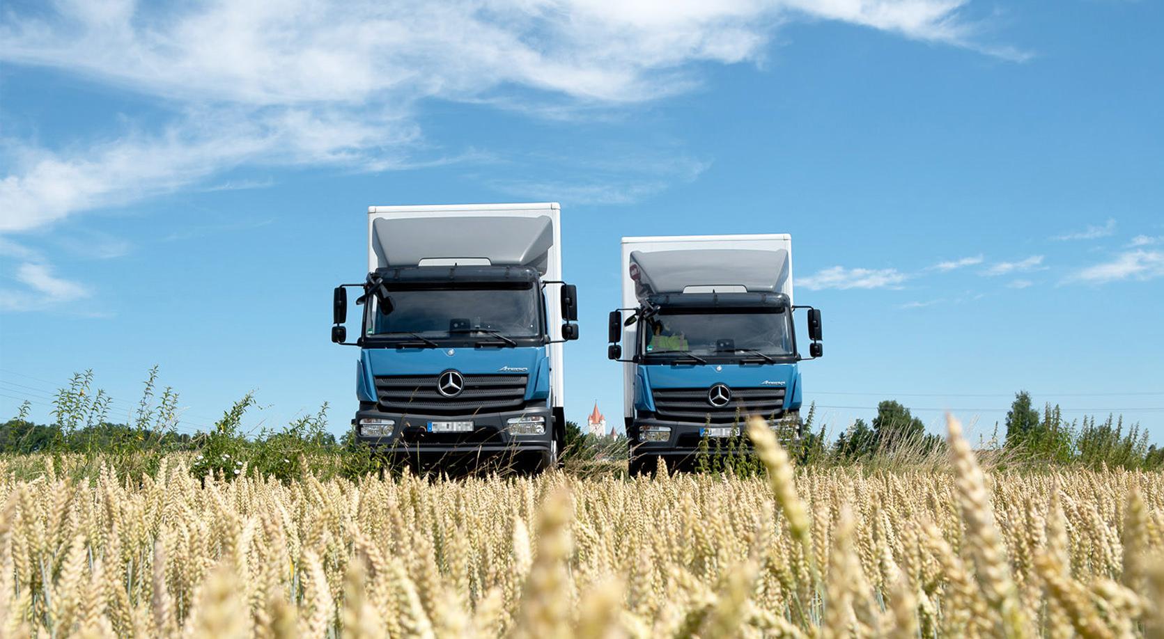 Schweiger Transport GmbH - Speditions- und Logistikunternehmen - Umwelt